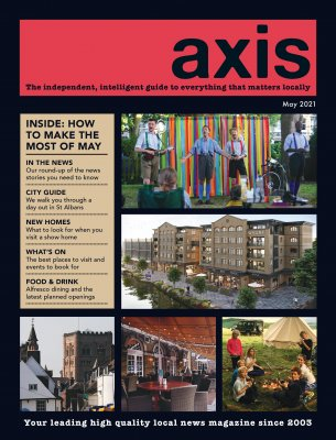 Image for Axis May 2021 Online Edition available