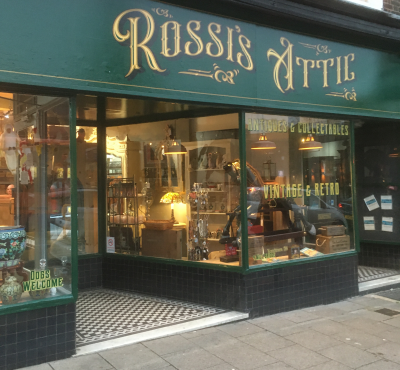 Image for New in Hertford: Rossi's Attic