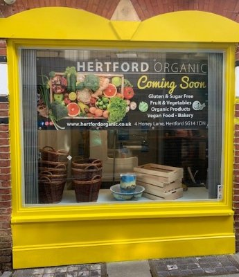 Image for New in Hertford: Hertford Organic