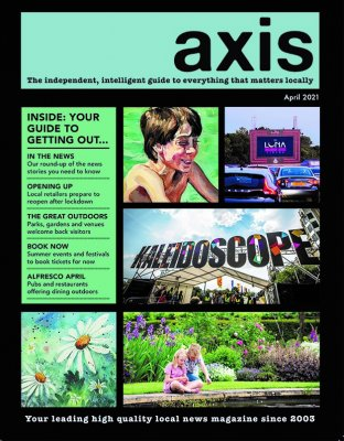 Image for Axis April 2021 Online Edition available