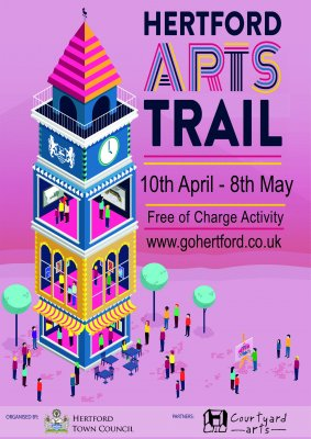 Image for Hertford Arts Trail