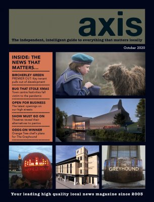 Image for October Axis Magazine Available