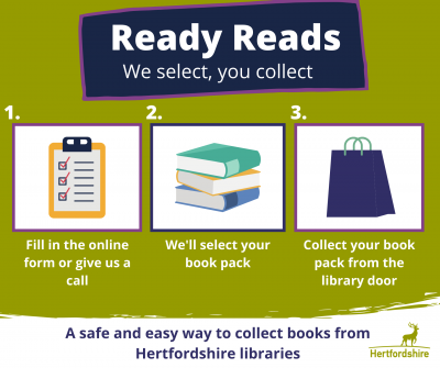 Image for Hertford Library Ready Reads