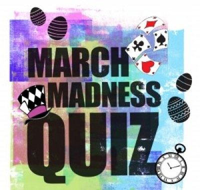 Image for Courtyard Arts  - March Madness Quiz
