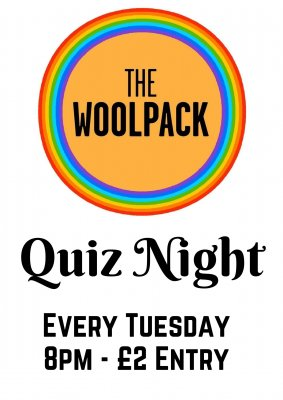 Image for The Woolpack Quiz