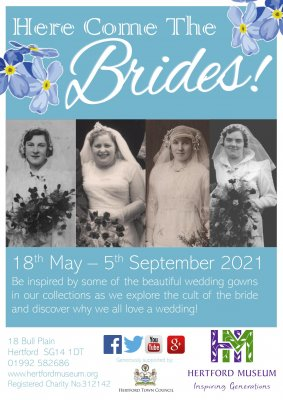 Image for Here Come The Brides - Hertford Museum