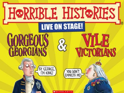 Image for Horrible Histories - Live on Stage
