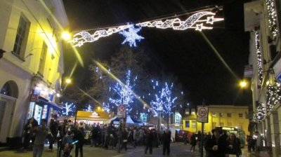 Image for Virtual Christmas Light Switch on