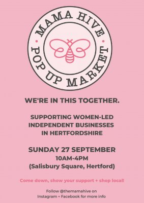 Image for Mama Hive Pop Up Market