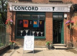 Image for Concord Trophies and Sportswear Ltd
