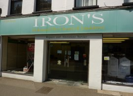 Image for Irons Dry Cleaners