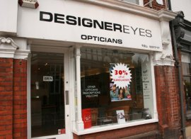 Image for Designer Eyes