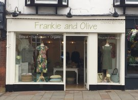 Image for Frankie and Olive