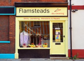 Image for Flamsteads Dry Cleaning