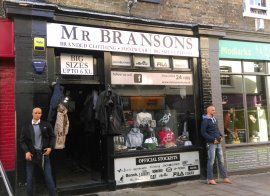 Image for Mr Bransons