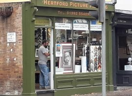 Image for Hertford Picture Framing