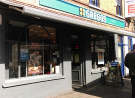 Image for Greggs the Bakers
