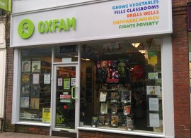 Image for Oxfam Book Shop