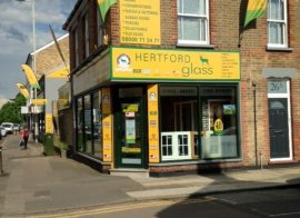 Image for Hertford Glass
