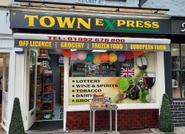 Image for Town Express