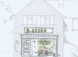 Image for B.Green Store