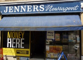 Image for Jenners Newsagent