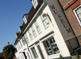 Image for Hertford Museum
