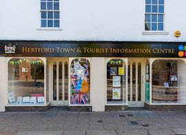 Image for Hertford Town & Tourist Information Centre