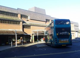 Image for Hertford Bus Station